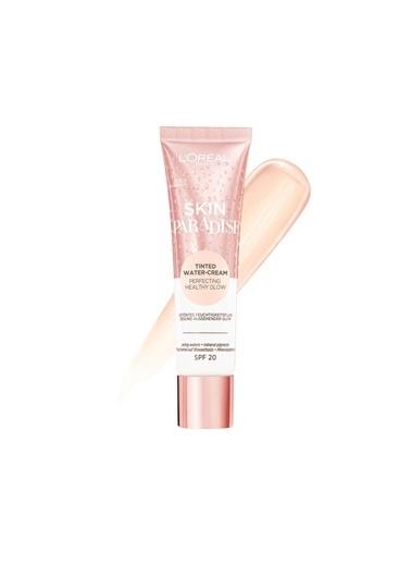L'Oréal Paris Skin Paradise Su Bazlı Renkli Nemlendirici 02 Fair Ten